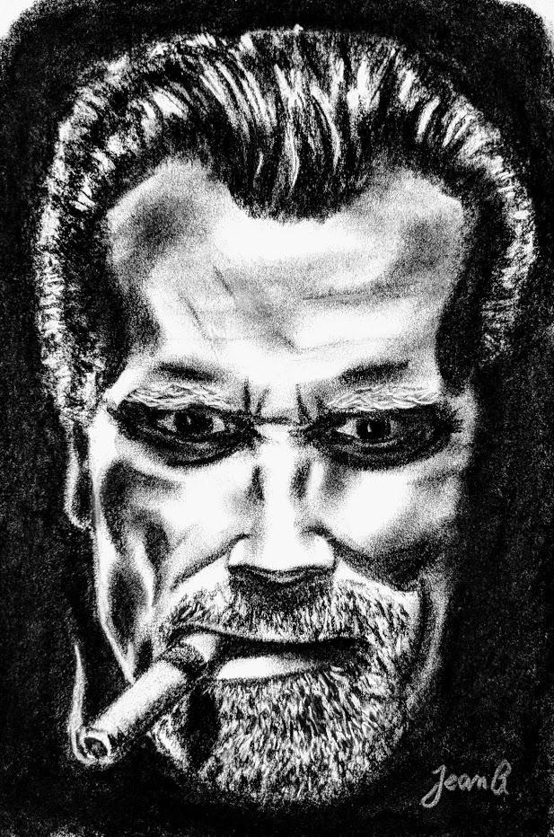 Arnold Schwarzenegger by 2tones